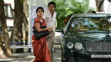 Nagarjuna and Shriya Saran in Manam