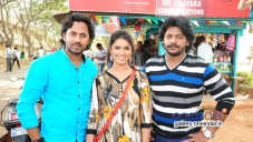 Nirranjan Poojasri and Guru in Kannada Movie Paipoti