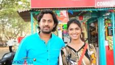Nirranjan and Poojasri in Kannada Movie Paipoti