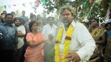 Telugu Movie Rajyadhikaram Stills
