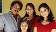 Ravichandran and Navya Nair in Drishya
