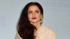 Rekha at Whistling Woods International's Celebrate Cinema Festival