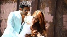 Actor Vijay Antony & Aksha Pardasany still from Tamil Movie Salim