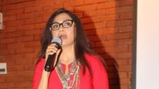 Maria Goretti at Tisca Chopra's Book Acting Smart success party