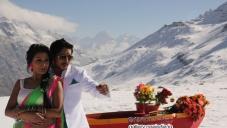 Shravya and Ajay Rao in Rose