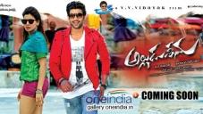 Alludu Sreenu Movie Poster