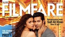 Humpty Sharma Ki Dulhania on Filmfare Coverpage