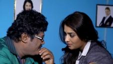 Jaggesh and Nikita Thukral in Software Ganda