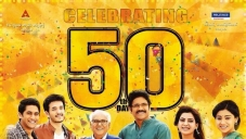 Manam 50 Day Poster