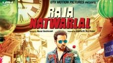 Raja Natwarlal First Look Poster