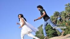 Rani and Balu in Kannada Movie Mestri