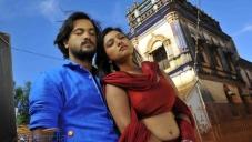 Santosh and Priyanka in Ganapa