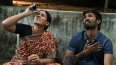 Saranya Ponvannan and Dhanush