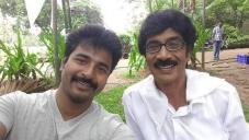 Sivakarthikeyan and Manobala