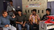 Sathyaraj, Vikram Prabhu, Sathish and Sivakarthikeyan