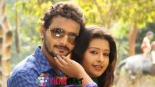 Jeeva and Soujanya in Santhoshakke