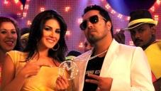 Sunny Leone and Mika Singh