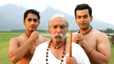 Siddharth, Nassar and Prithviraj Sukumaran