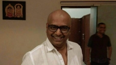 Vivek Goes Bald