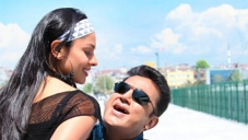 Pooja Kumar and Kamal Haasan