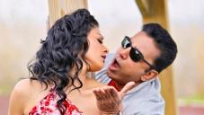 Pooja Kumar and Kamal Haasan