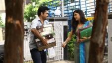Vijay Antony and Sushma Raj