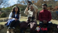 Yevade Subramanyam Working Stills