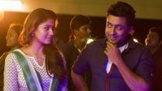 Nayantara and Suriya