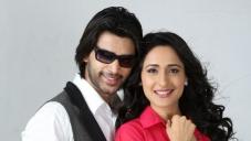 Abhijith and Pragya Jaiswal