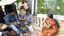 Chandi Veeran Movie Working Still