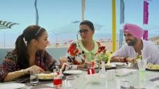 Amy Jackson, Lara Dutta & Akshay Kumar in Singh is Bling