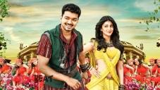 Vijay and Shruti Haasan
