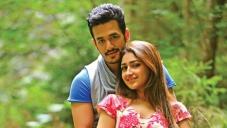 Akhil & Sayesha Saigal