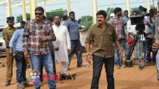Dictator Movie Working Stills