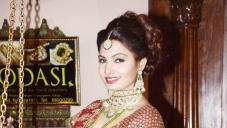 Avani Modi Shoots For Heritage Jewellery Brand Rodasi