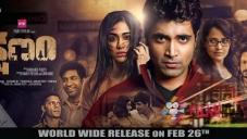 Kshanam Movie Poster