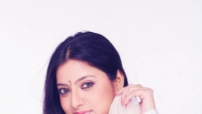 Keerthi Chawla in White Outfit