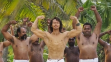 Tiger Shroff in Baaghi