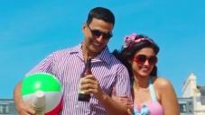 Akshay Kumar & Ileana D'cruz in Rustom