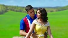 Akshay Kumar & Ileana D'cruz Romantic Scene from Rustom