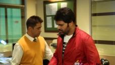 Arjun Sarja and Shaam