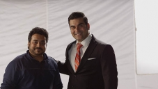 Director Keshav and Arbaaz Khan