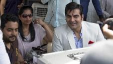 Director Keshav, Producer Purnima and Arbaaz Khan
