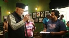 Prem Chopra and Director Keshav