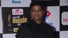 Devi Sri Prasad at Mirchi Music Awards South 2016