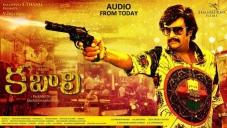 Kabali Movie Poster