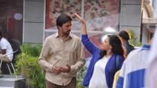 Sudeep and Nithya Menen