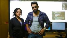 Vikram and Nithya Menen