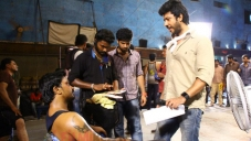 Pandigai Movie Working Stills