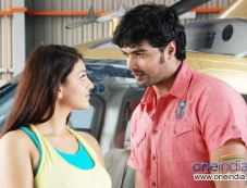 Kajal Aggarwal and Vinay Rai Photos